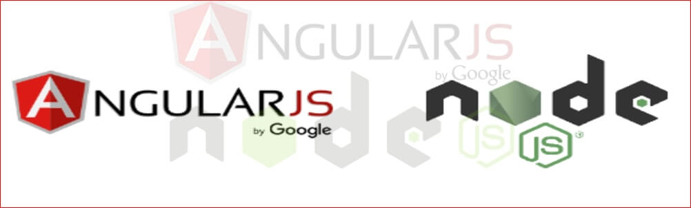 angularjs and nodejs